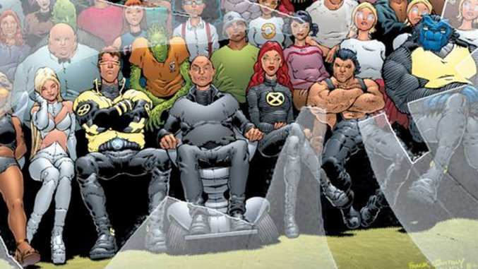 Nostalgia for the New: Grant Morrison&#8217;s <i>New X-Men</i> Turns 15