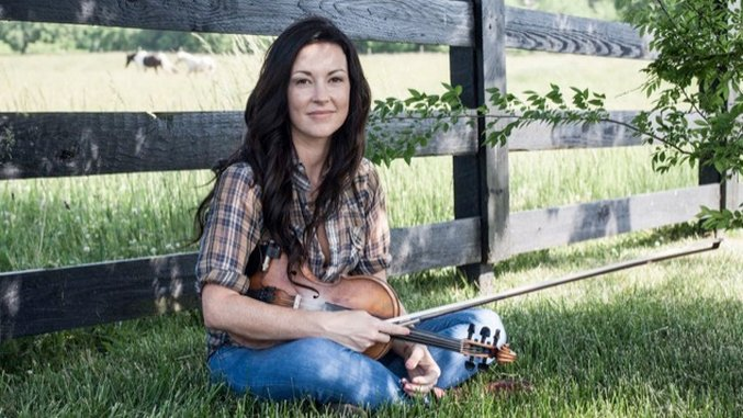 Amanda Shires Finds a Place to Call Home on <i>My Piece of Land</i>