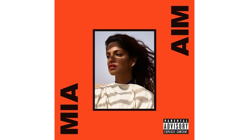 M.I.A.: <i>AIM</i> Review