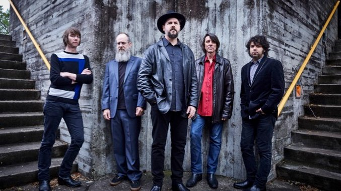 Drive-By Truckers Walk the Bloody Streets