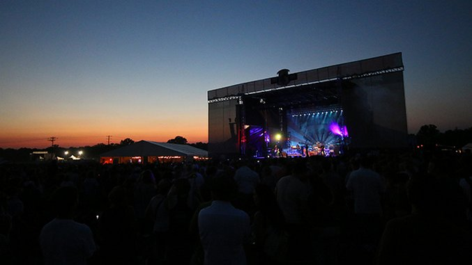 The Pilgrimage Music and Cultural Festival Had Some Growing Pains Last Weekend