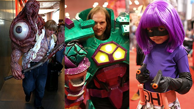 The Best Cosplay of New York Comic Con, Part I