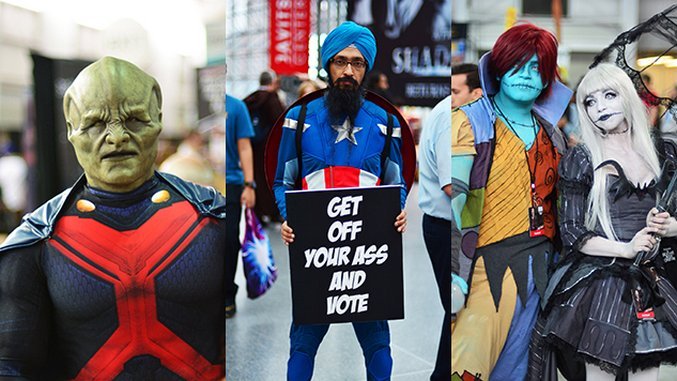 The Best Cosplay of New York Comic Con, Part II