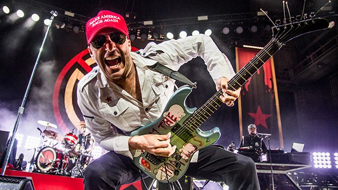 Live Photos: Prophets of Rage Ressurrect Poli-Rap Rock in Cincinnati