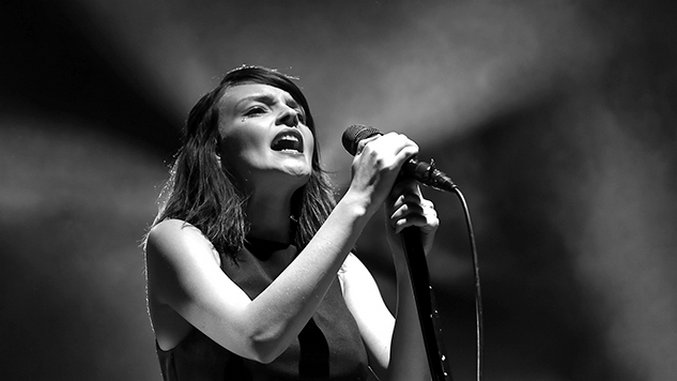 Live Photos: Chvrches in Columbus, OH