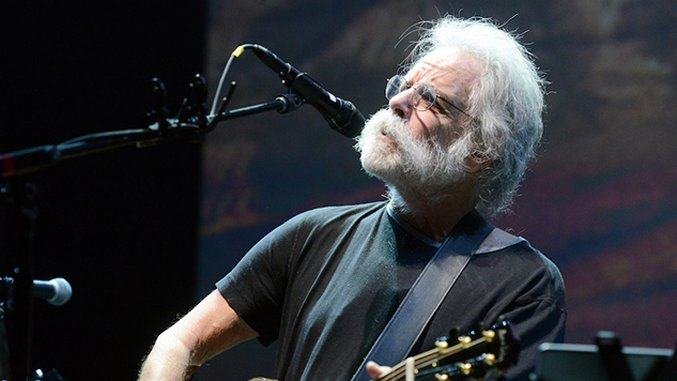 Live Photos: Bob Weir Celebrates His 69th Birthday with Members of The National at Capitol Theatre