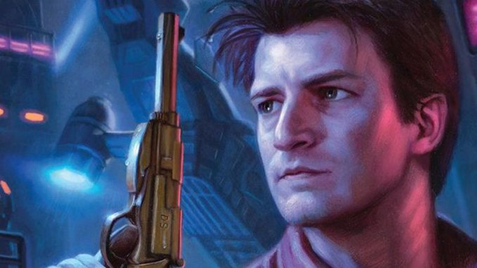 Exclusive Dark Horse Preview & Interview: Chris Roberson Finds <i>Serenity</i> with <i>No Power In The &#8216;Verse</i>