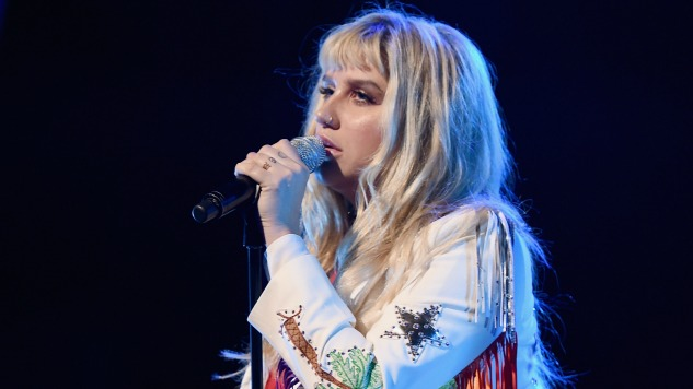 "No, Kesha Did Not ""Exile Herself"" From the Music Industry"