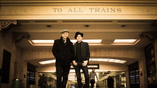 Billy Bragg and Joe Henry: Riding the Rails