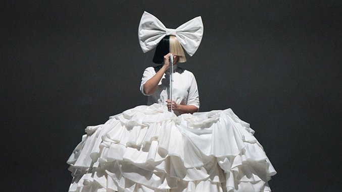 Live Photos: Sia's Concerts Are Just as Ornate as Her Music Videos