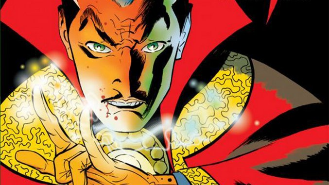 The Best Doctor Strange Story, <i>The Oath</i>, Tackled Big Pharma and Mortality