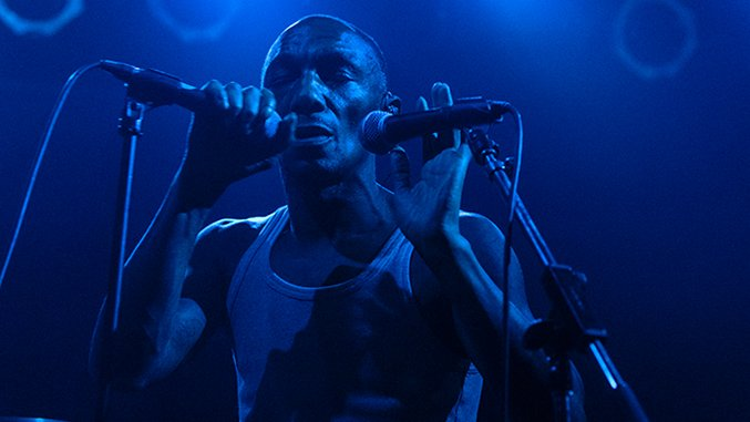 Live Photos: Tricky Closes US Tour with Epic Chicago Show