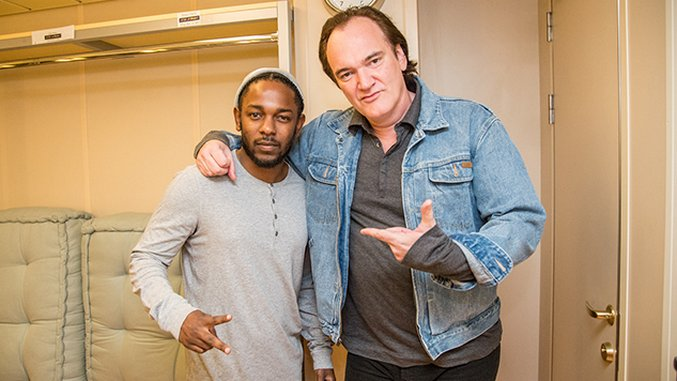 Summit at Sea Photos: Kendrick Lamar, Quentin Tarantino & Patrisse Cullors Board an Offshore Think Tank