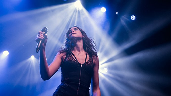 Live Photos: Dua Lipa in New York City