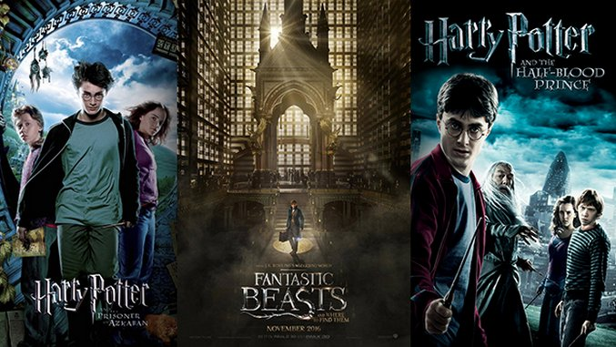 Ranking the Cinematic Potterverse: From <i>Harry Potter and the Sorcerer's Stone</i> to <i>Fantastic Beasts</i>