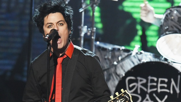 Green Day's Punk Anti-Trump Chant Was Exactly What the American Music Awards Needed