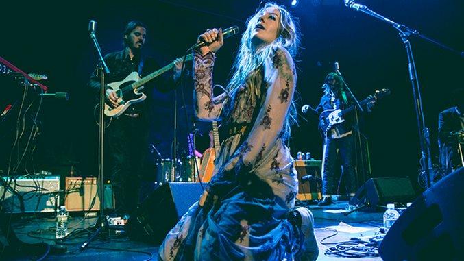 Live Photos: Margo Price in New York City