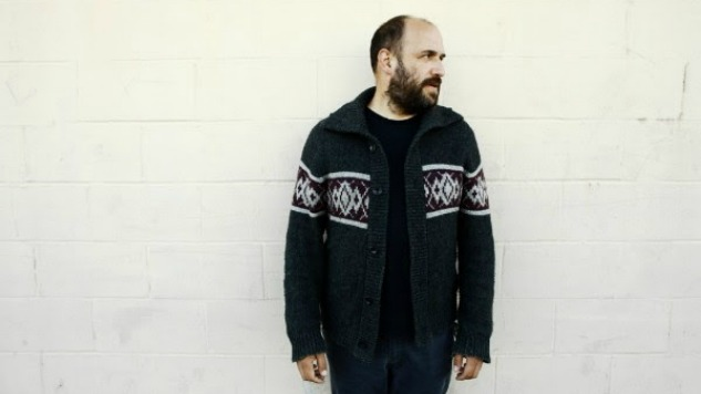 "David Bazan Considers His ""Strange"" Relationship With Christmas on <i>Dark Sacred Night</i>"