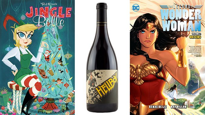 The 2016 Gift Guide for Comic Lovers & Beyond