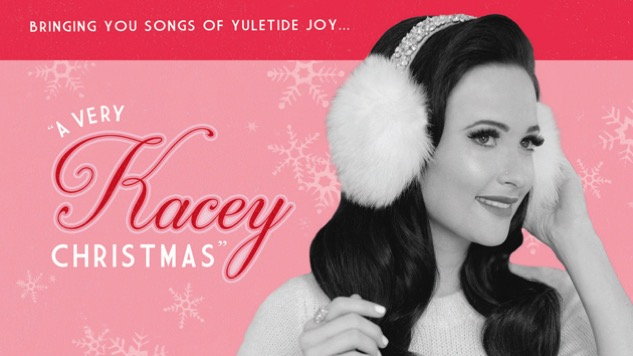 "Exclusive: Kacey Musgraves on Her ""Willie Nice"" New Christmas Album"