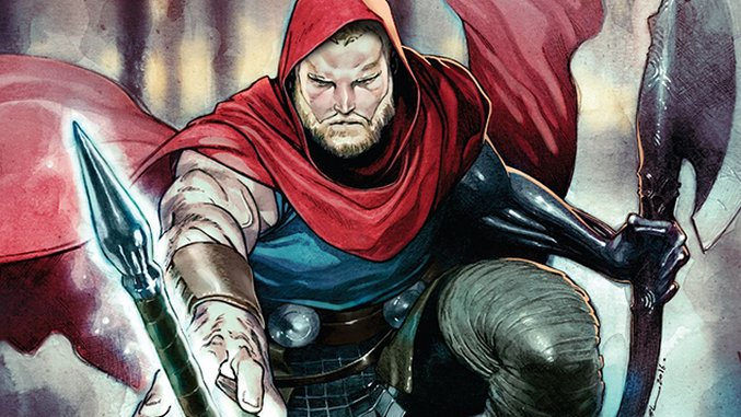 With <i>Unworthy Thor</i>, Jason Aaron Expands Potentially the Best Thor Run Ever
