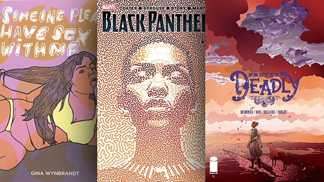 I Dissent: Our Contributors' Favorite Comics of 2016 That Didn't Make the Year-End List