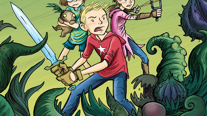 <i>Mighty Jack</i> Cartoonist Ben Hatke on Juggling Art, Blowing Fire and Creating Ridiculously Charming Comics