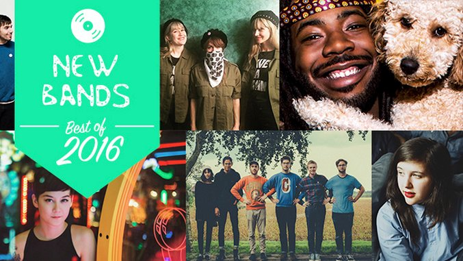 The 20 Best New Bands of 2016