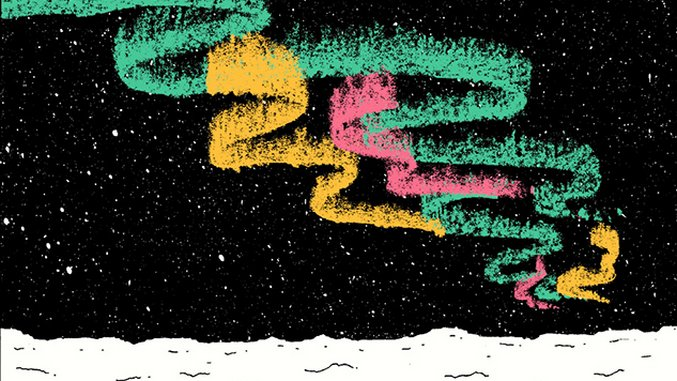 <i>How to Survive in the North</I> Cartoonist Luke Healy on Color, Nature and Menacing Mountain Lions