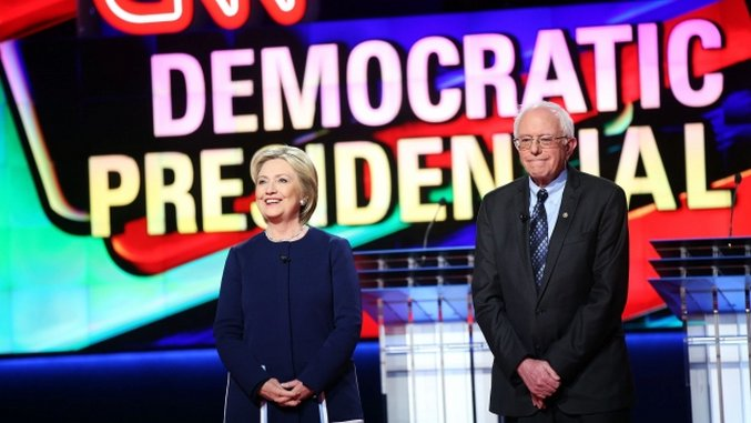 The Funniest #DemDebate Tweets from the Flint Debate