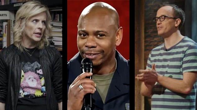The 20 Best Stand-up Comedy Specials of 2017 (So Far)