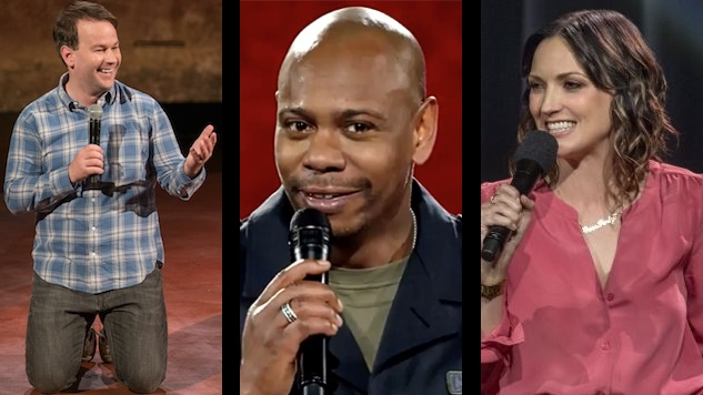 The 10 Best Stand-up Comedy Specials of 2017 (So Far)