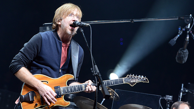 Live Photos: Phish Rings in the New Year at Madison Square Garden