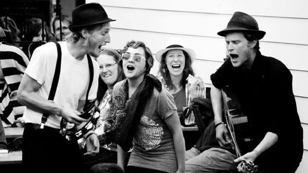 The Lumineers Sleep On Floor Actors Flisol Home