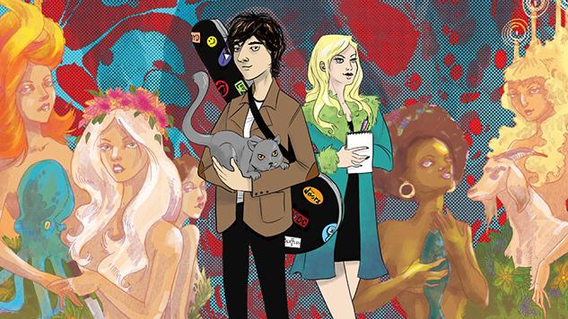 A Rock Star Takes On <i>Rockstars</i>: The Anniversary&#8217;s Josh Berwanger Reflects on Joe Harris & Megan Hutchison&#8217;s New Image Comic