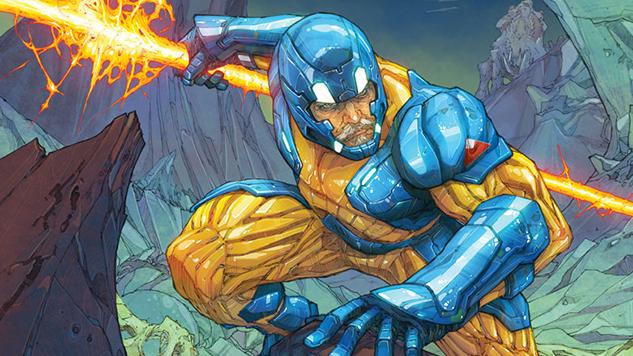 Matt Kindt on 5 Developments That Will Redefine X-O Manowar in His New Series