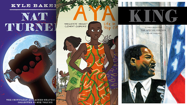 Beyond <i>March</i>: 10 Other Graphic Novels That Confront Prejudice