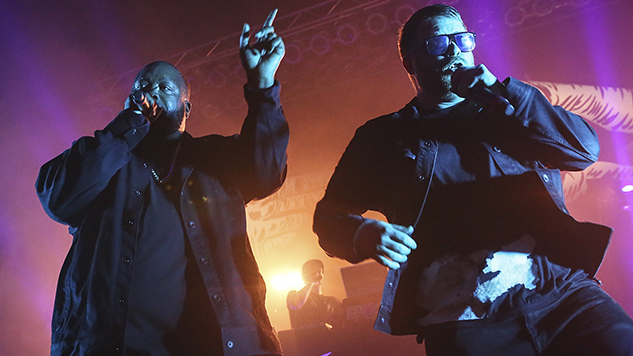 Live Photos: Run the Jewels Tear It Up in Columbus