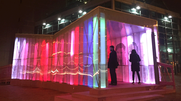 D.C. Confronts Street Harassment With Architectural Intervention