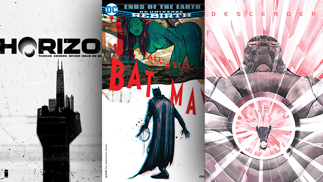 The Best Comic Book Covers of February 2017