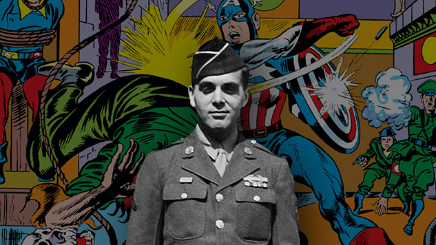 8 Ways Comic Book Legend Jack Kirby Fought Fascism