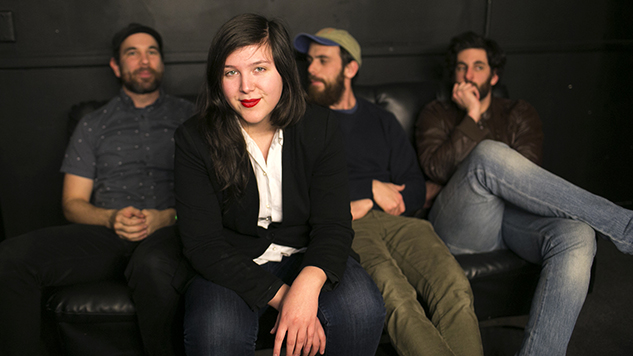 Live Photos: Behind the Scenes with Lucy Dacus in Columbus