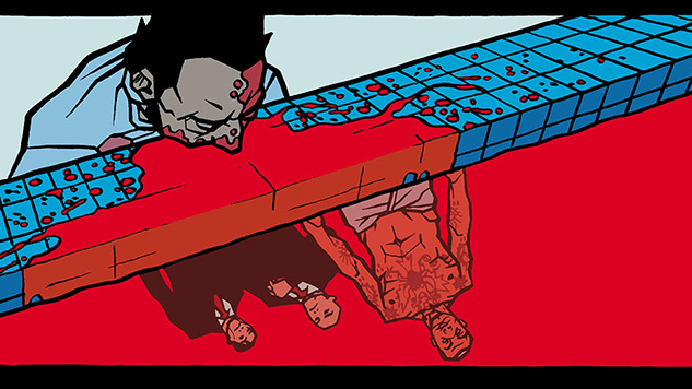 Exclusive: Image Announces Chaotic Heist Comic, <i>The Hard Place</i>, from Doug Wagner & Nic Rummel