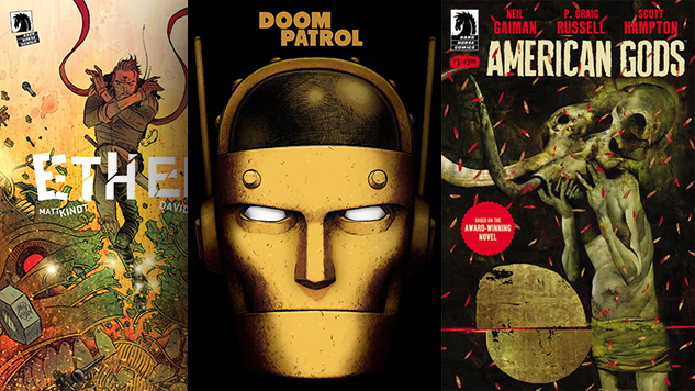 The Best Comic Book Covers of March 2017