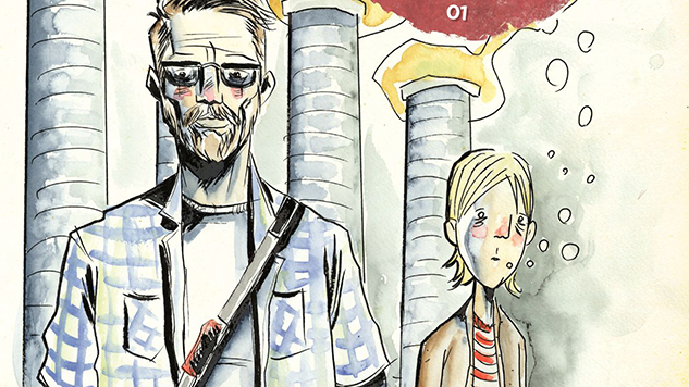 Jeff Lemire on the Auto Factories, Indie Rock and Mystery of <i>Royal City</i>