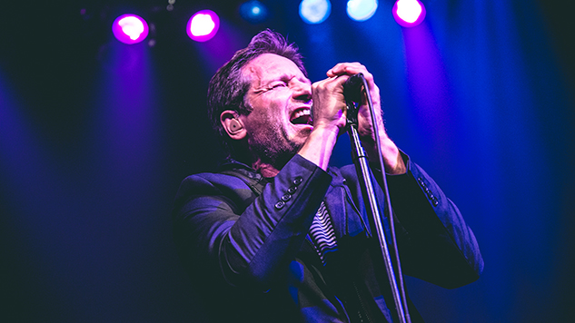 Live Photos: David Duchovny Performs Lo-Fi Folk & Country in New York