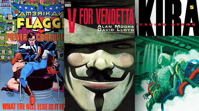 How '80s Comics Prophesized Today's Global Clusterfuck