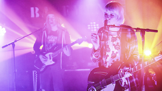 Live Photos: Behind the Scenes with Eisley