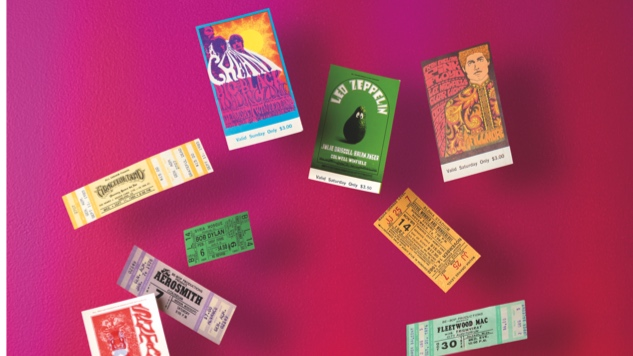 No More Cheap Seats: A Brief History of Concert Ticket Prices