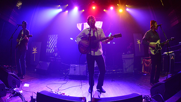Live Photos: Allah-Las Continue their Vintage Rock Renaissance in New York